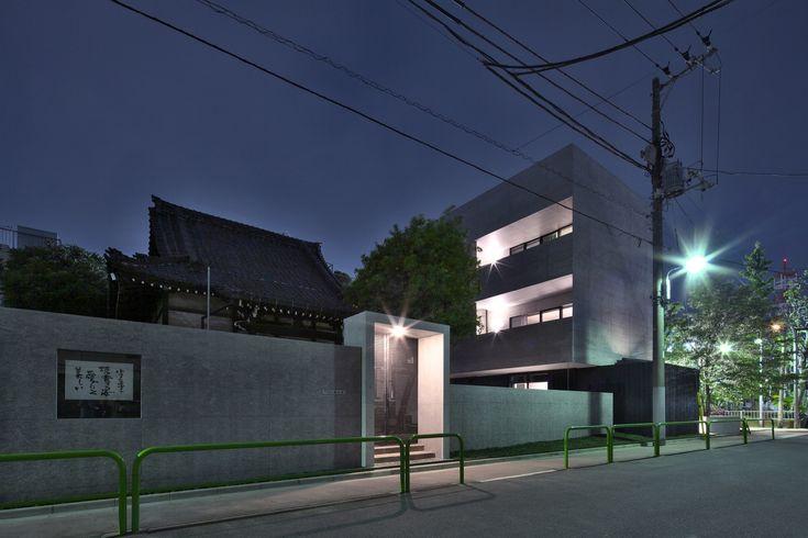 Gallery of Tsunyuji / Satoru Hirota Architects - 9