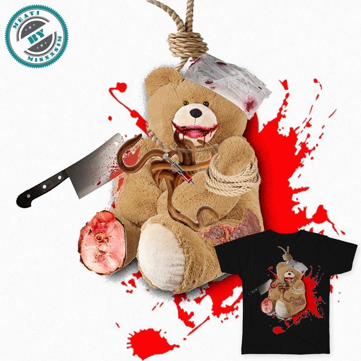 découvrez Bloody teddy sur @meatifashion