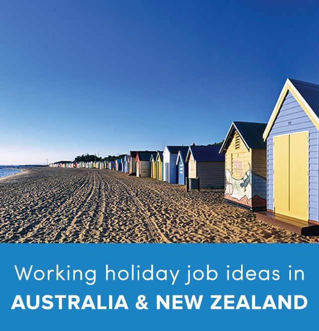 Colin Heinrich has worked in both Australia and New Zealand. Read his tips on what kinds of working holiday jobs you can find in Australia and New Zealand.
