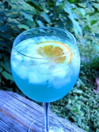sangria bleue