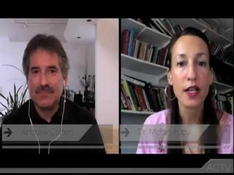 ACTV - Andrew Cohen interviews Dr Melanie Joy