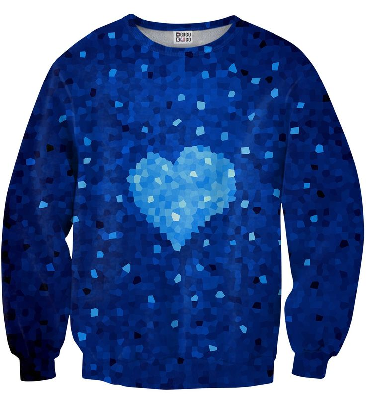 Glass Heart sweater, Mr. GUGU & Miss GO
