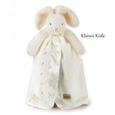 Bunnies by the Bay White Bunny Buddy Baby Blanket Blanky Comforter. #bunniesbythebay
