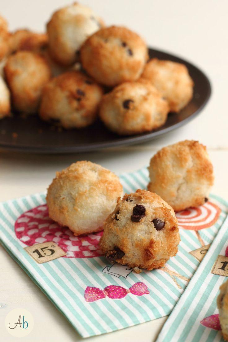 Biscotti Morbidi al Cocco e Cioccolato | Aryblue