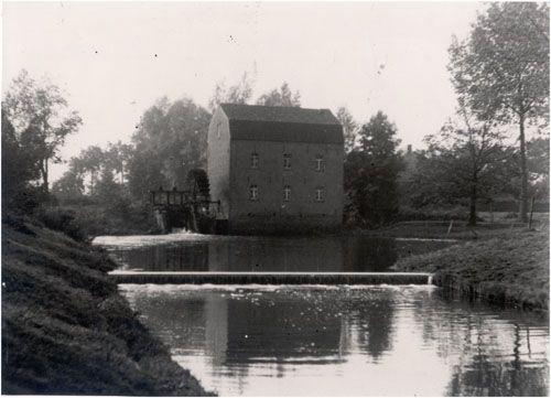 De watermolen van Stipdonk | Geschiedenis Someren