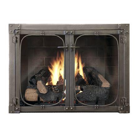 Best 25 Fireplace Glass Doors Ideas On Pinterest Glass Doors For Fireplace Tvs For Bedrooms
