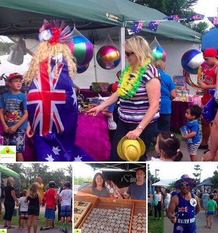 Australia Day We Are One 2014  https://www.facebook.com/media/set/?set=a.733074093390233.1073741828.120748987956083&type=1