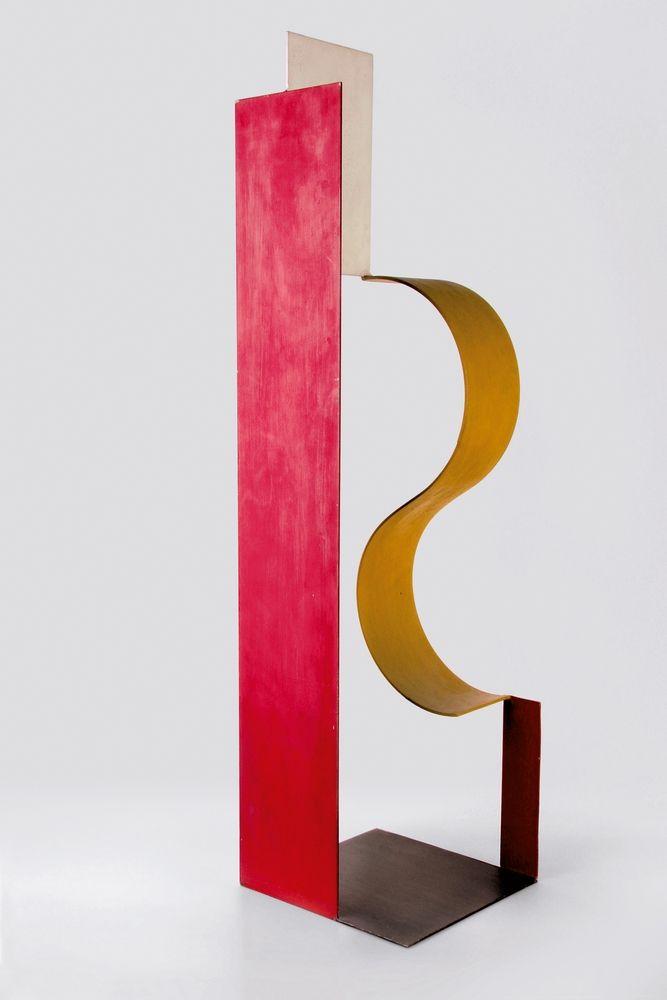 Katarzyna Kobro (Polish, 1898 - 1951) - Spatial composition (Raum Komposition), 1928