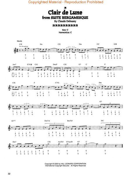 107 best images about Harmonica Tabs on Pinterest : Sheet music, Unchained melody and Old town