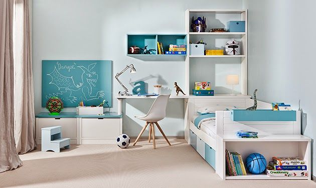 12 best images about habitacion peque on pinterest child for Cuartos decorados para bebes