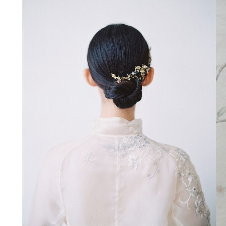 Maggie Wu Hairpiece