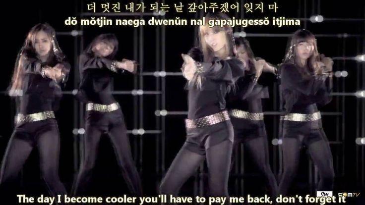 SNSD - Run Devil Run Story MV [english subs +  romanization +  hangul]