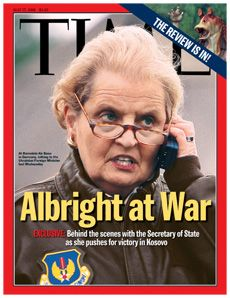 Teach your students all about the first woman to have become the United States Secretary of State: Madeleine Albright! #biography #womeninhistory #socialstudies Grade: 4-8