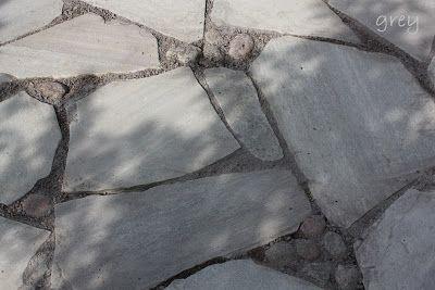 Lokan valkoinen - white stone for patios