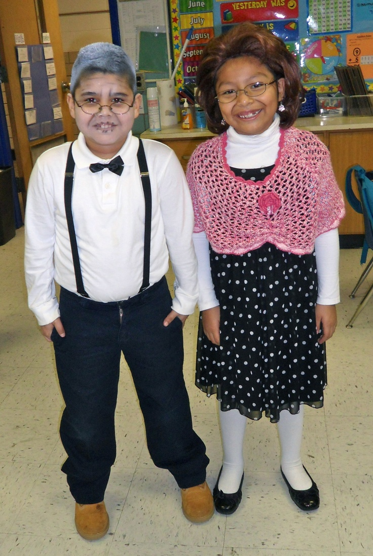 Dress up example sentence - 100th Day Of School Dress Up Like You Are 100 Years Old
