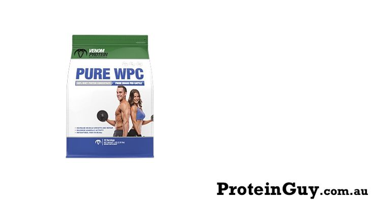 Pure WPC by Venom Protein is a great all round #protein powder for you.  It can be used at anytime throughout your day for recovery or just to bump up your protein intake.  Read more about this #supplement here....