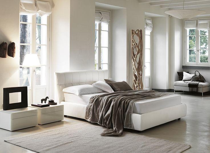17 migliori idee su letti in legno su pinterest stanze - Stanze da letto rustiche ...
