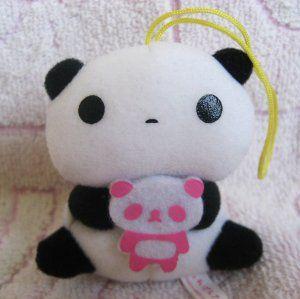 Kawaii panda  Panda makes me crazy...!!!
