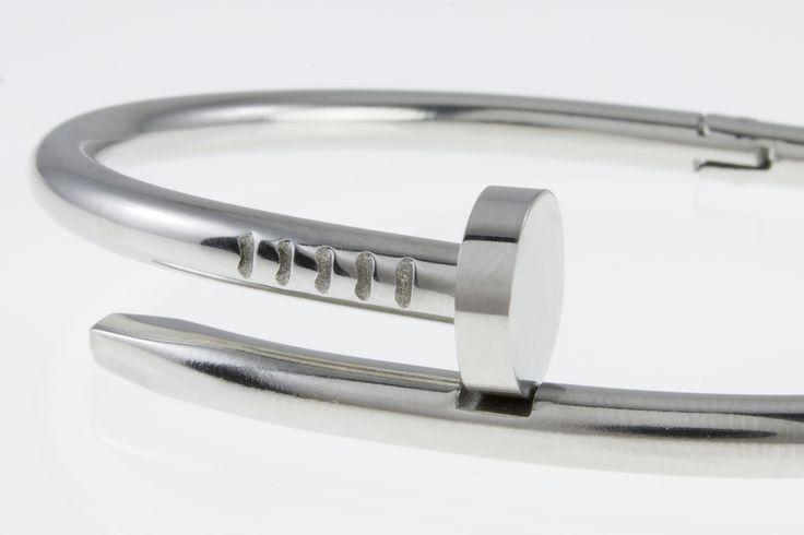 Náramek hřebík chirurgická ocel  #sperkymoda.cz#sperky #jewellery #jewelry #fashionjewellery #bizu #bracelet #czech #czechgirl #náramky
