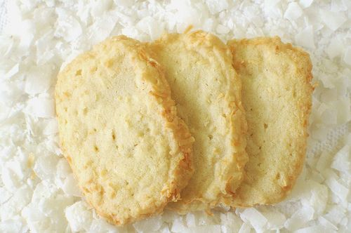 Coconut Shortbread Cookies - Coconut lovers, this is the cookie for you!