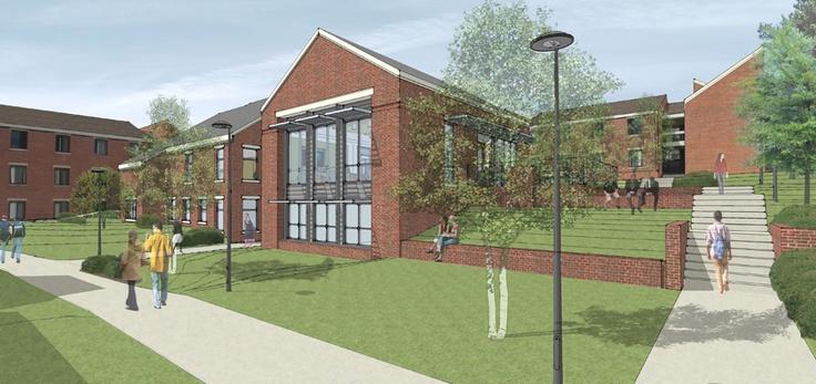 George Mason | University Commons | VMDO Architects
