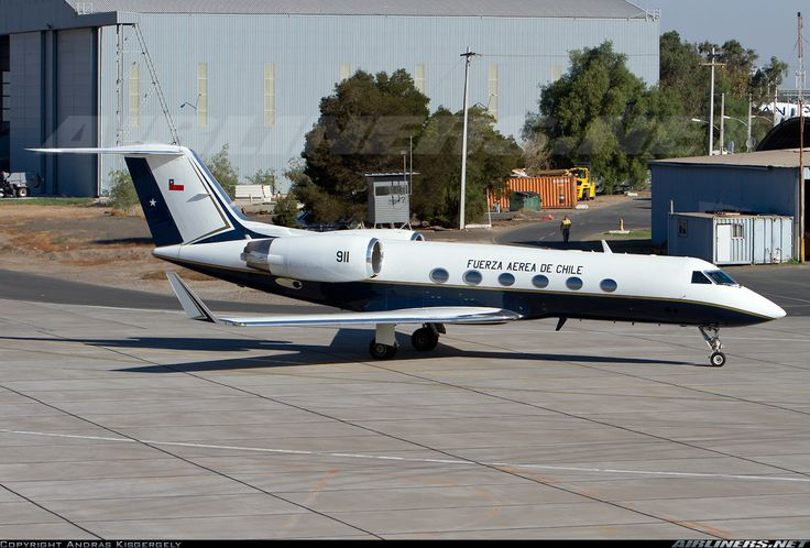 Gulfstream Aerospace G-IV Gulfstream IV - Chile - Air Force | Aviation Photo #2435447 | Airliners.net