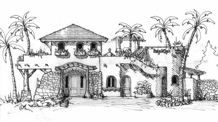 Exterior: Mountain Architects: Hendricks