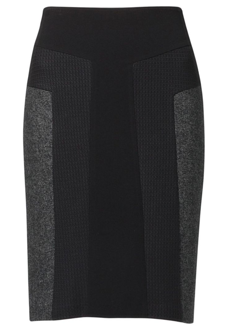 Vero Moda Very - LIBERTY - Blyantnederdel / pencil skirts - sort