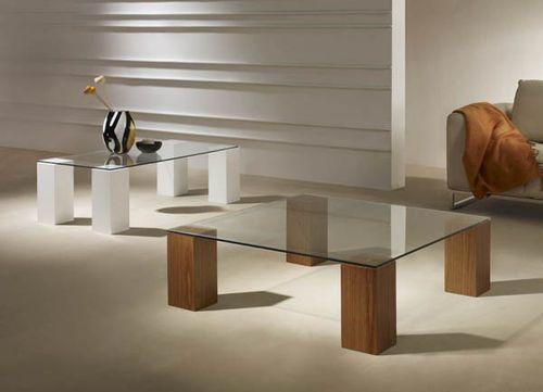 Mesa de centro / moderna / de cristal PILAR Tadel Grup