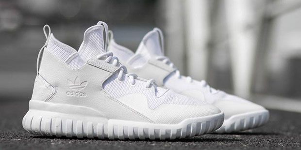 Adidas Tubular X Triple White