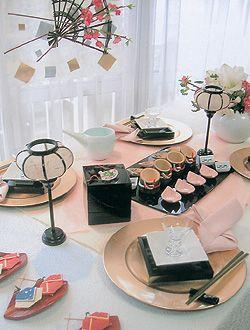 ひな祭り テーブルセッティング https://www.facebook.com/tabaca.magno?ref=tn_tnmn