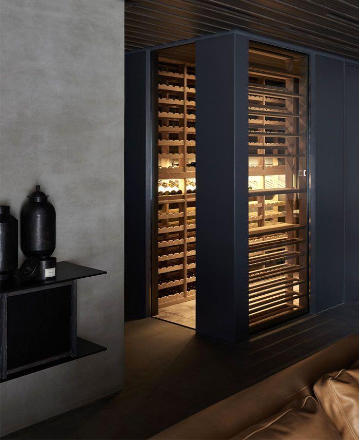 Amazingly Stylish Apartment Combine Asian Minimalism And European