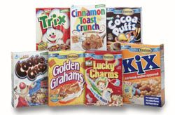 media literacy- cereal box advertising