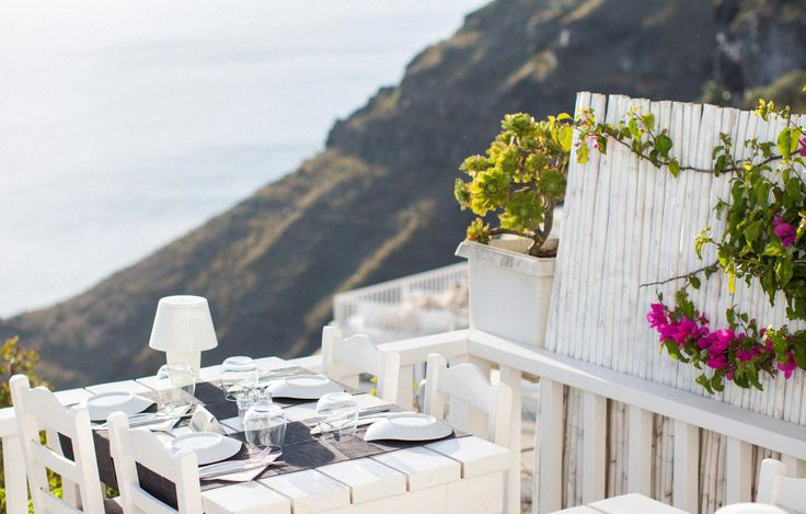 The View | Argo restaurant in Fira, Santorini