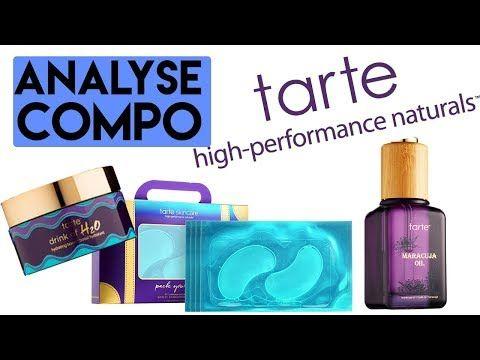 TARTE COSMETICS: MON AVIS http://cosmetics-reviews.ru/2017/11/22/tarte-cosmetics-mon-avis/