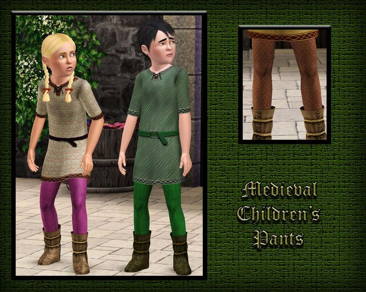 229 best Sims 3 Medieval and other Fantasy images on Pinterest ...