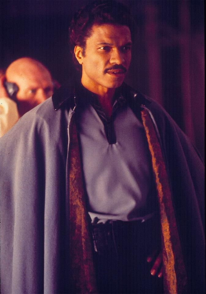 Billy Dee Williams, The Empire Strikes Back (1980)