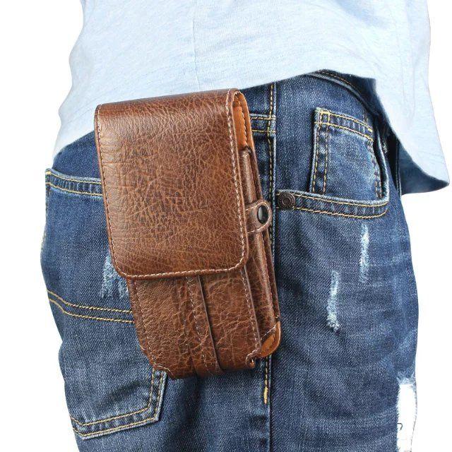 High Quality Taille Mobiele Telefoon Belt Bag Case for Xiaomi Redmi 3s Pro/ Note 3 Pro Prime / Mi5 Prime /MI4C/Redmi Note 4 /4A