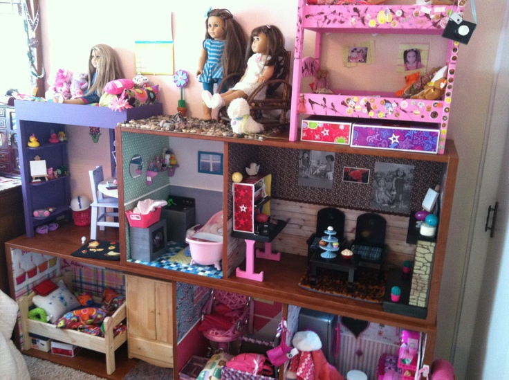 American Girl Doll Laundry Room Duct Tape Craft Ideas