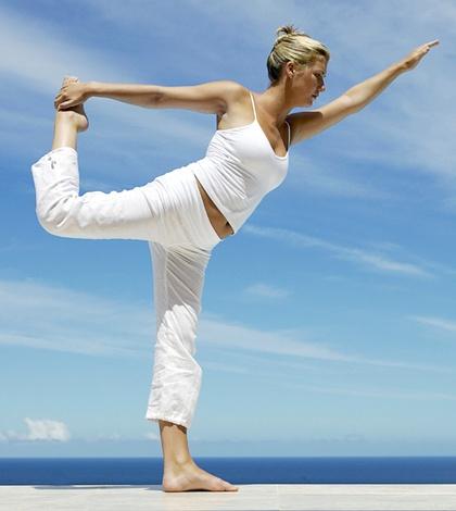 Йога: упражнения для начинающих