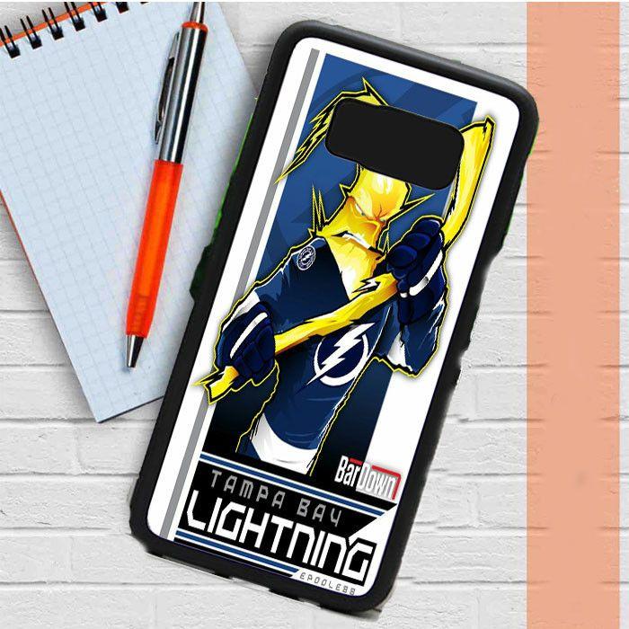 Tampa Bay Lighting Samsung Galaxy S8 Case Dewantary