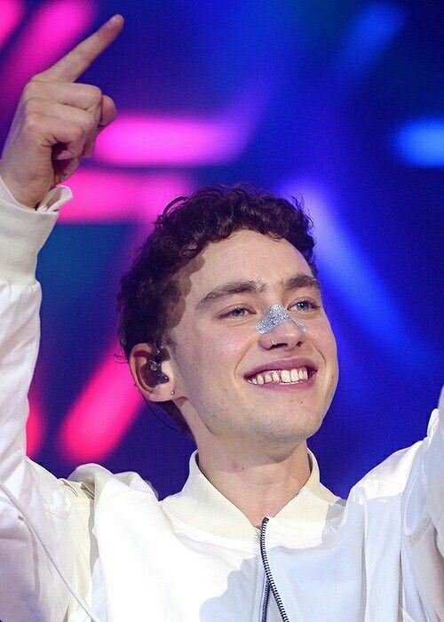 Olly Alexander smile ☺