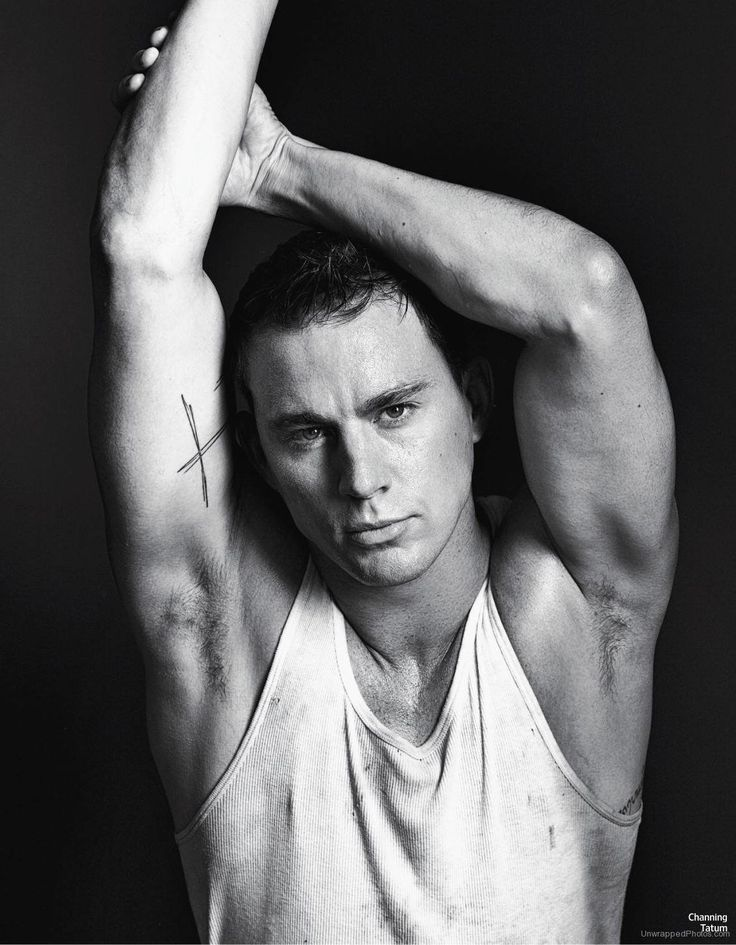 Channing Tatum - Entertainment Weekly photographed by Gavin Bond, May 25th 2012
