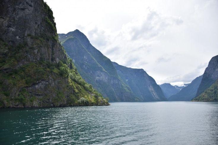 Норвегия. Фьорд Натшел. 90-дневный самостоятельный Евротур