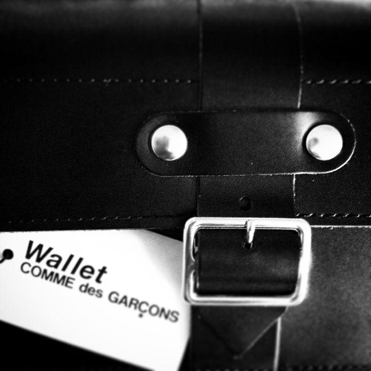 Wallet COMME des GARÇONS 2014 #COMME des GARCONS # COMME des GARÇONS #wallet