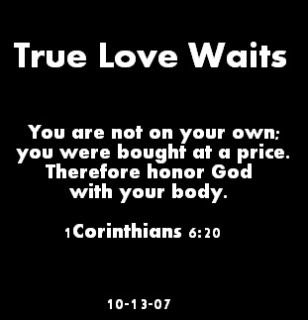 True Love Waits Quotes Endearing 15 Best True Love Waits Images On Pinterest  True Love Waits