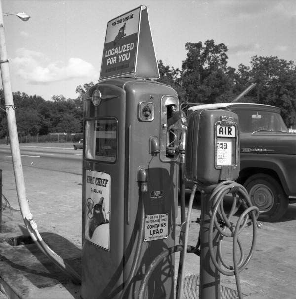 Texaco service station gas station memories pinterest for Crown motors tallahassee fl