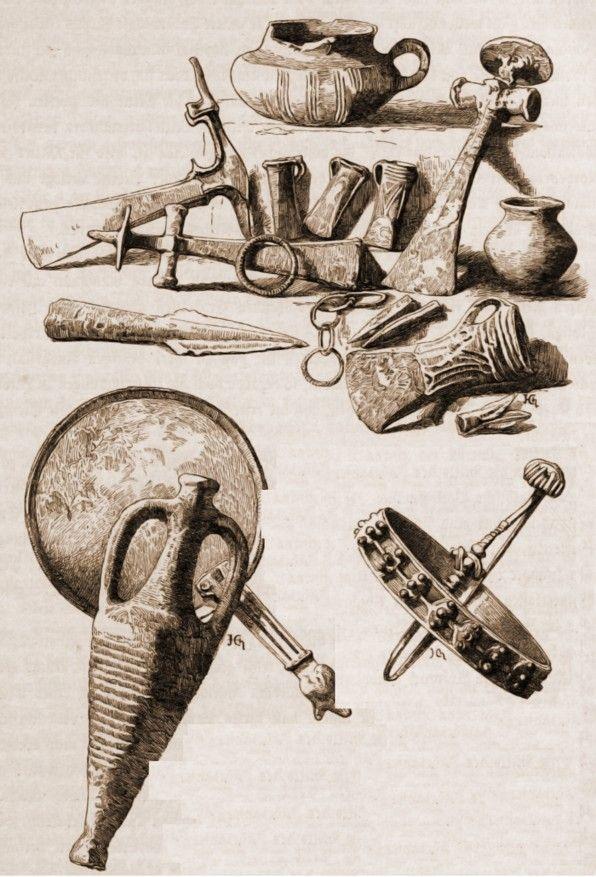 Tezaur arheologic din Horodnic (II)