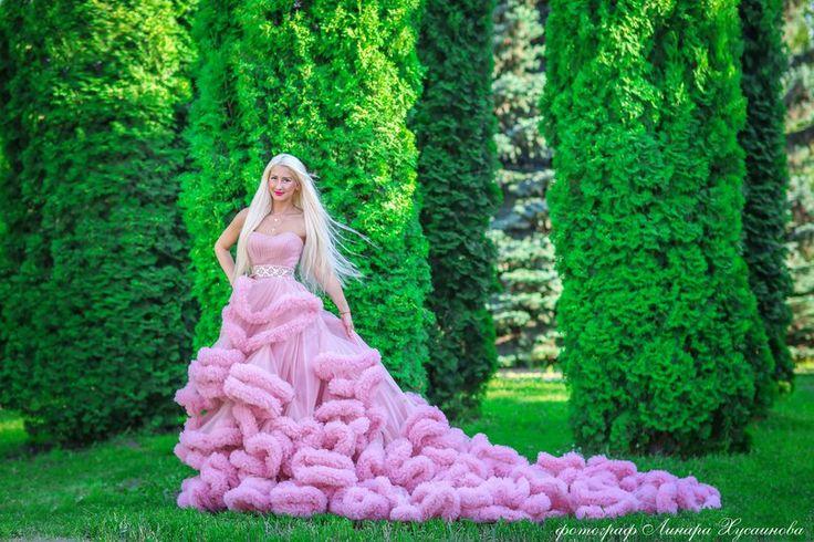 Фотопроекты Казань Фотосессии в платьях проката