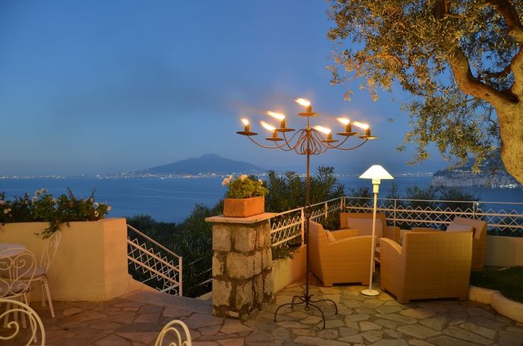 Sorrento Hotel Photogallery - Grand Hotel Aminta